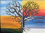 Seasons of Love (Couples Set or Single Canvas)