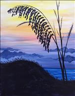 Sunrise Sea Oats