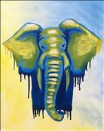 Drippy Elephant CHOOSE YOUR COLORS!