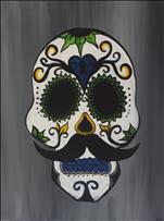 **Spring Break Sugar Skull** $10 OFF ALL AGES 5+