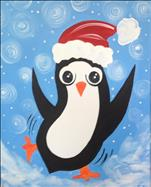 Merry Penguin-FAMILY DAY-Ages 8-108-No Alcohol!