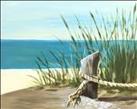 COFFEE & CANVAS: Cape Cod Calm