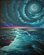 NEW ART-Paint the Sky with Stars-$45