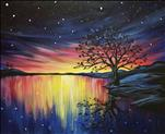 !Artist Original! Cosmic Reflections