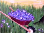 Public Event: Flowers in a Wheelbarrow