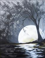 Moon River *Single Canvas*