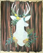 Rustic Deer (Buck or Doe! Singles & Couples!)