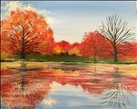 Colorful Autumn Reflections **3 Hour**