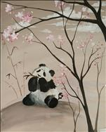 PANDA AMONG THE BLOSSOMS**Public Event**