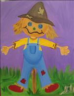 Scarecrow Andy! Family Friendly!