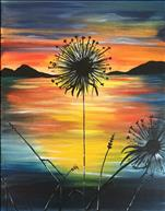 Dandelion Sunset (Ages 10+)