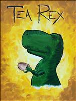 Tea Rex ADULTS ONLY