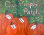 Our Pumpkin Patch *Manic Monday $25 Special!