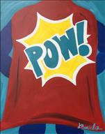 Super Hero Cape! *Happy Super Hero Day!*