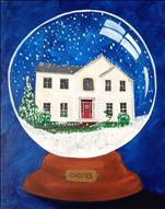 Paint Your House - Snowglobe
