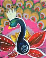 Blossoming Peacock *Tween Class*