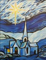 Master's Monday-Van Gogh's Christmas Church