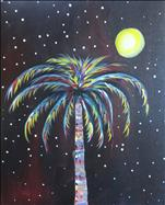 Starry Night Palm **Evening Class**