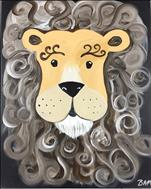 Animal Crackers Series - Lambert the Lion