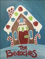 Personalize Gingerbread House- Ugly Sweater Party