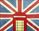 Choose your colors: Phone Booth (Whovian Night)
