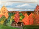 Autumn in Valley Forge 16X20 NEW ART!
