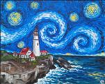 *NEW ART* Starry Night on the Bay