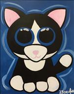 *Just Added* Paint a Kitten! ALL AGES