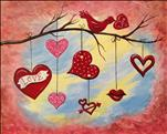 Valentine -Be Mine FAMILY PAINT $10.00 Discount