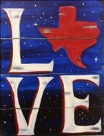Texas Love at Night
