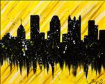 Black and Gold City