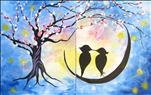 Star Crossed Love Birds Set - Adults Only