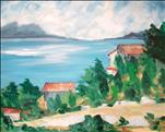 Cezanne by the Bay