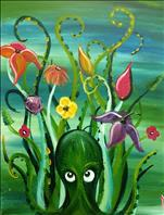 NEW ART: Octopus Garden