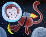 **KIDZ CAMP**  Space Monkey