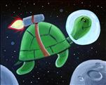 Space Turtle - All Ages!
