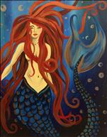 NEW ART Mystic Mermaid