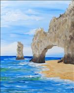 New Art - Cabo Arch!
