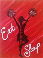 Eat Sleep Cheer! All Ages!