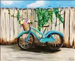 Amanda's Bike - Beautiful Decor!