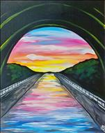**HAPPY HOUR** Sunset Tunnel