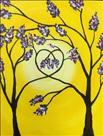 HAPPY HOUR - Bright Love Trees (ONLY $25!)