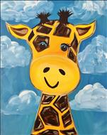 Skylar the Giraffe (Ages 5+)