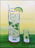 Open Class- Thirsty Thursday Mojito