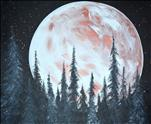 Copper Moon Rise  *NEW ART!