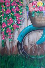 "Summer Ride *24x36"" Large Canvas!*"