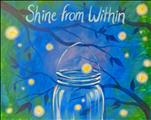 Summer Glow- (may personalize quote & colors)