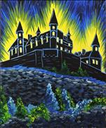 The Glowing Castle HP Trivia and Paint