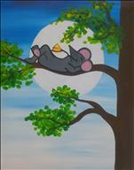 Art for all Ages - Snoozing Mouse
