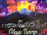 Neon Sunset Colorado Springs ($35)